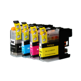 ZSMC Brother LC103XL LC101 Ink cartridge for LC103BK LC103C LC103M LC103Y Printer Ink