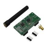 MMDVM Hotspot Module Support P25 DMR YSF for Raspberry pi + Built-in Antenna