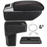 Car Armrest Console Central Console Box Storage Handrails Handrest For Nissan Juke