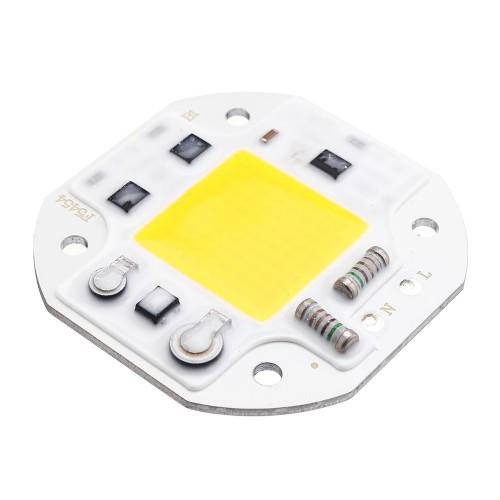30W Warm/White DIY COB LED Chip Bulb Bead For Flood Light AC180-240V