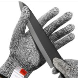 Safety Anti Cut Stab Stainless Steel Metal-Resistant Mesh Work Gloves for Butcher