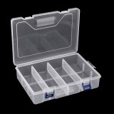 F240 234x168x62MM Double Layer Component Box Parts Box Storage Box Tool Box Electronic Component Box