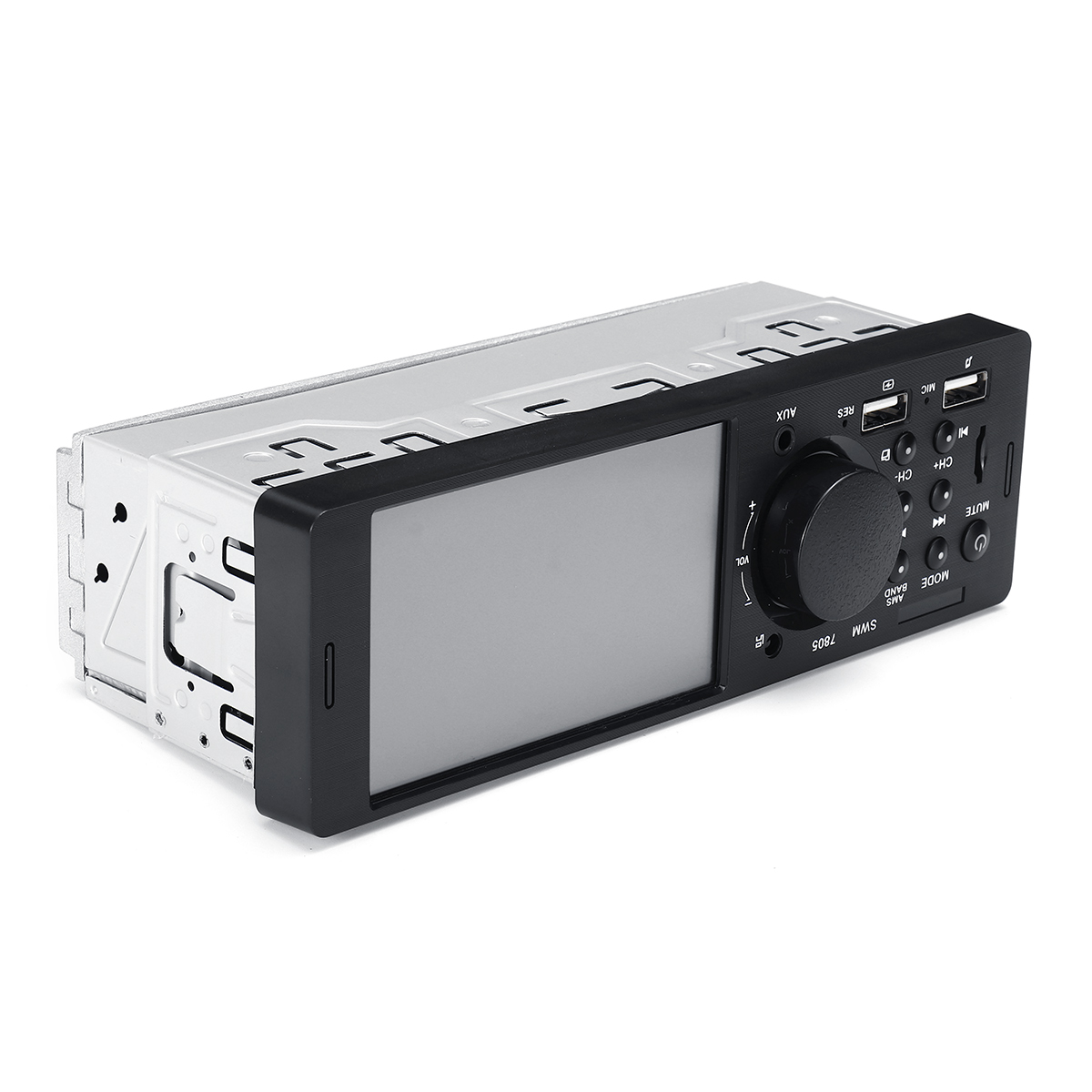 """1Din 7/"""" Touch Car Stereo Vedio MP5 Player RDS AM FM Radio Wince BT4.0 USB//TF//AUX"""