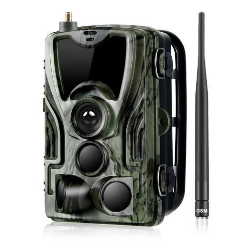 HC-801LTE 4G 16MP 1080P HD Waterproof SMS/MMS/SMTP Hunting Wildlife Trail Track Camera Night Version