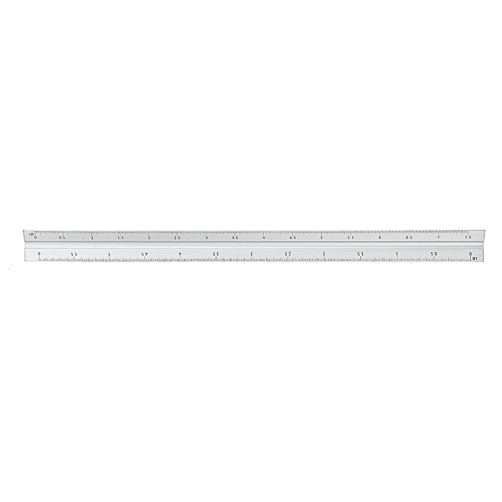 Measure Scale Ruler Metal Measure Drawing Architects Woodworking