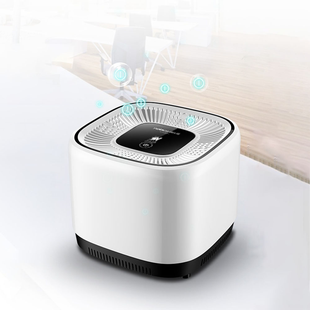 DC-4200 Air Purifier Micro-Ecological Purification Negative Ion Purification Green Plant Purification
