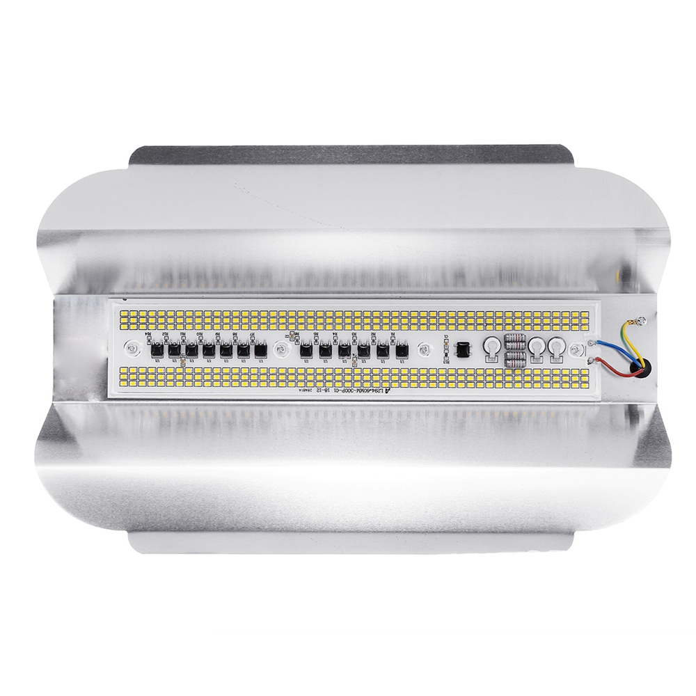 200W High Power LED Flood Light 18000LM Waterproof Iodine Tungsten Lamp Outdoor AC180-260V