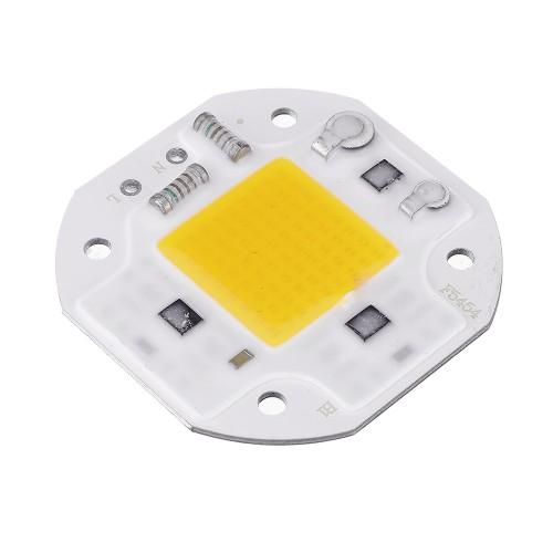 20W Warm/White DIY COB LED Chip Bulb Bead For Flood Light AC180-240V