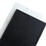 2PCS / Set Air Purifier Filter Dust Filter For Sharp FU-P60S/888SV/4031NAS Air Purifier