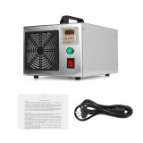 7g/H 220V Ozone Generator Machine Food Industrial Air Purifier Smoke Odor Air Cleaner