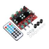 TPA3116 bluetooth 4.2 Digital Receiver Amplifier Board 2.1 Channel HF208 NE5532 50W+50W+100W