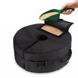 Xmund XD-SB1 46x15cm Tent Sand Bag Sun Shelter Umbrella Weight Bag Camping Windproof Fixing Sandbag