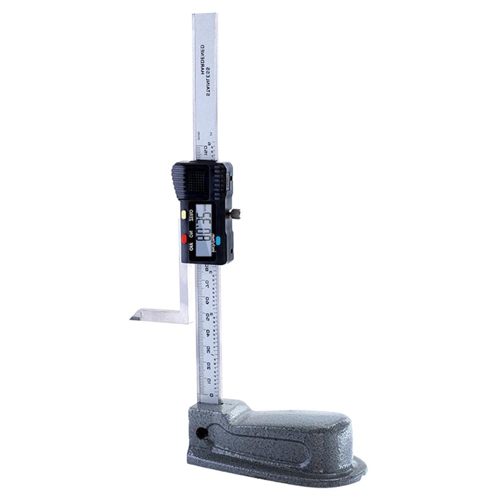 Digital Electronic Inch Metric Height Gauge 300MM 0.01mm Height Vernier Caliper
