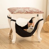 Pet Hammock Hanging Bed House Pupply Mat Cage Small Animal Rat Cat Dog Soft Bed