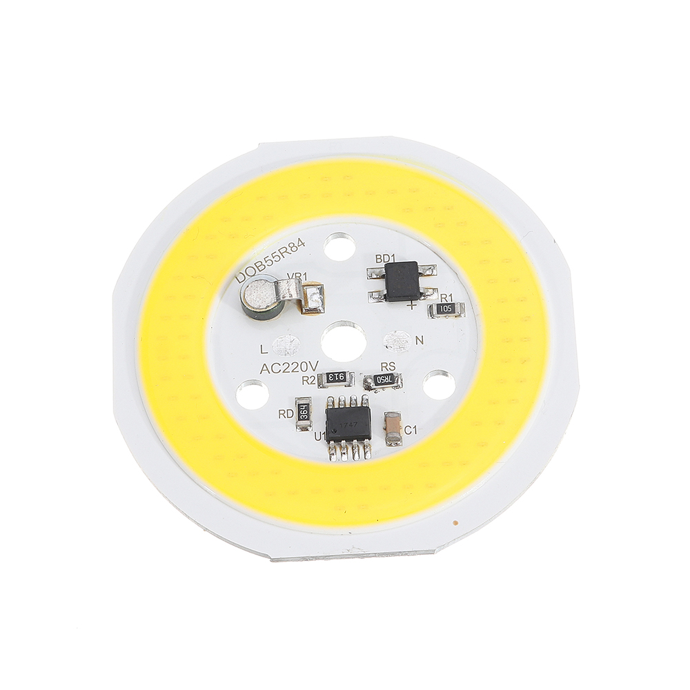 AC220-240V 9W DIY COB LED Light Chip Bulb Bead For Flood Light Spotlight