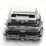 Outdoor Moisture-proof Shock-proof Pressure-proof Waterproof Box Sealed Case Storage Box EDC Tool Box