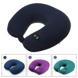 USB Rechargeable U-Shaped Neck Massager Electric Massager Cervical Vertebra Cushion Pillow