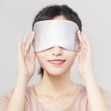 XIAODA Heating Compress Eye Mask Adjustable Temperature Reusable Natural Silk Sleep Mask Warm Massage Relieve Eye Fatigue Dry Eye from Xiaomi Ecosystem