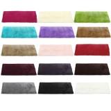 160cm x 60cm Floor Mat Cover Anti-skid Shaggy Area Rug Yoga Mats Home Living Room Bedroom Square Carpet