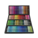KACO ARTIST 100 Colors/set Watercolor Double Tip Painting Pens Brush Scriptliner Pen for Drawing Gift Set