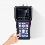 JDS6052S Handheld Dual Channel Digital 50M Bandwidth Oscilloscope+5M Function Signal Generator with 2.8-inch Screen