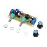 Single Power Supply DC10-24V 22Hz-300Hz Subwoofer Preamp Board Low Pass Filter Module