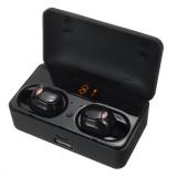 TWS Stereo HiFi bluetooth 5.0 Headphones Touch IPX6 Waterproof LED Power Display Earphone Built-in 2000mAh Power Bank