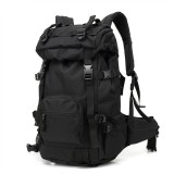 OZUKO 40L Climbing Backpack Waterproof Nylon Rucksack Camping Travel Hiking Shoulder Bag Max Load 40-60kg