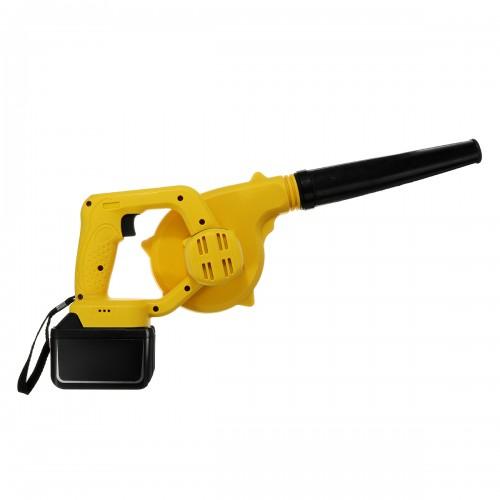 2IN1 55800mAh 128vt/198vt/298vt Cordless Blower & Air Vacuum Dust Leaf Cleaner Handheld 2x Lithium Battery