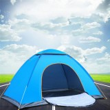 2-3 Person Full Automatic Anti-UV Windproof Waterproof Camping Tent Outdoor Traveling Hiking Beach Tent