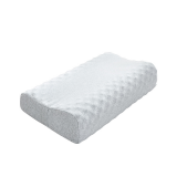 Xiaomi Mijia S Natural Latex Neck Protector Pillows 3D Elastic Soft Pillow Neck Protection Cushion Curl Antibacterial Pillow