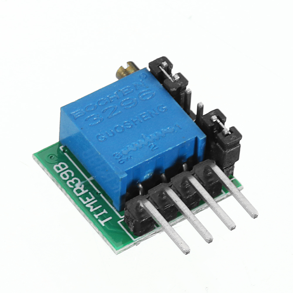At41 Time Delay Relay Circuit Timing Switch Module 1s