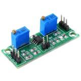 LM358 Weak Signal Amplifier Voltage Amplifier Secondary Operational Amplifier Module Single Power Signal Collector