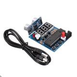 51Single Chip + HC-SR04 Ultrasonic Ranging Sensor Module Ultrasonic Range Finder Reversing Radar Alarm with Display