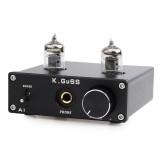 KGUSS A1 Ne5532 6K4 6J1 120mW HIFI Tube Vacuum Headphone Amplifier