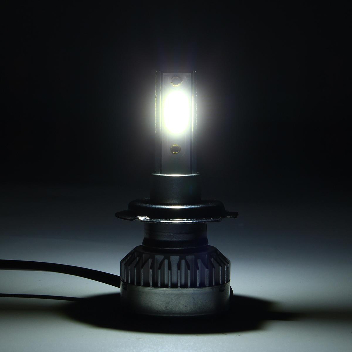 TXVSO8 G1 COB LED Car Headlights Bulbs H7 H11 H1 9012 9006 9005 Fog Lights 110W 20000LM 6000K White Waterproof