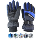 Warmspace Warm Electric Thermal Heated Gloves Motorcycle Winter Cycling Bicycle Ski