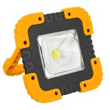 Portable 50W 1000LM Solar LED Work Light COB Camping Lamp USB Rechargeable Flood Spot Lamp Hand Light