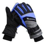 WARMSPACE Battery Electric Heated Gloves Cycling Winter Warm Motorcycle Bike Riding