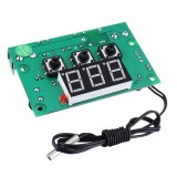 XH-W1302 High Precision Digital Temperature Controller Special For 12V24V Semiconductor Refrigeration Chip