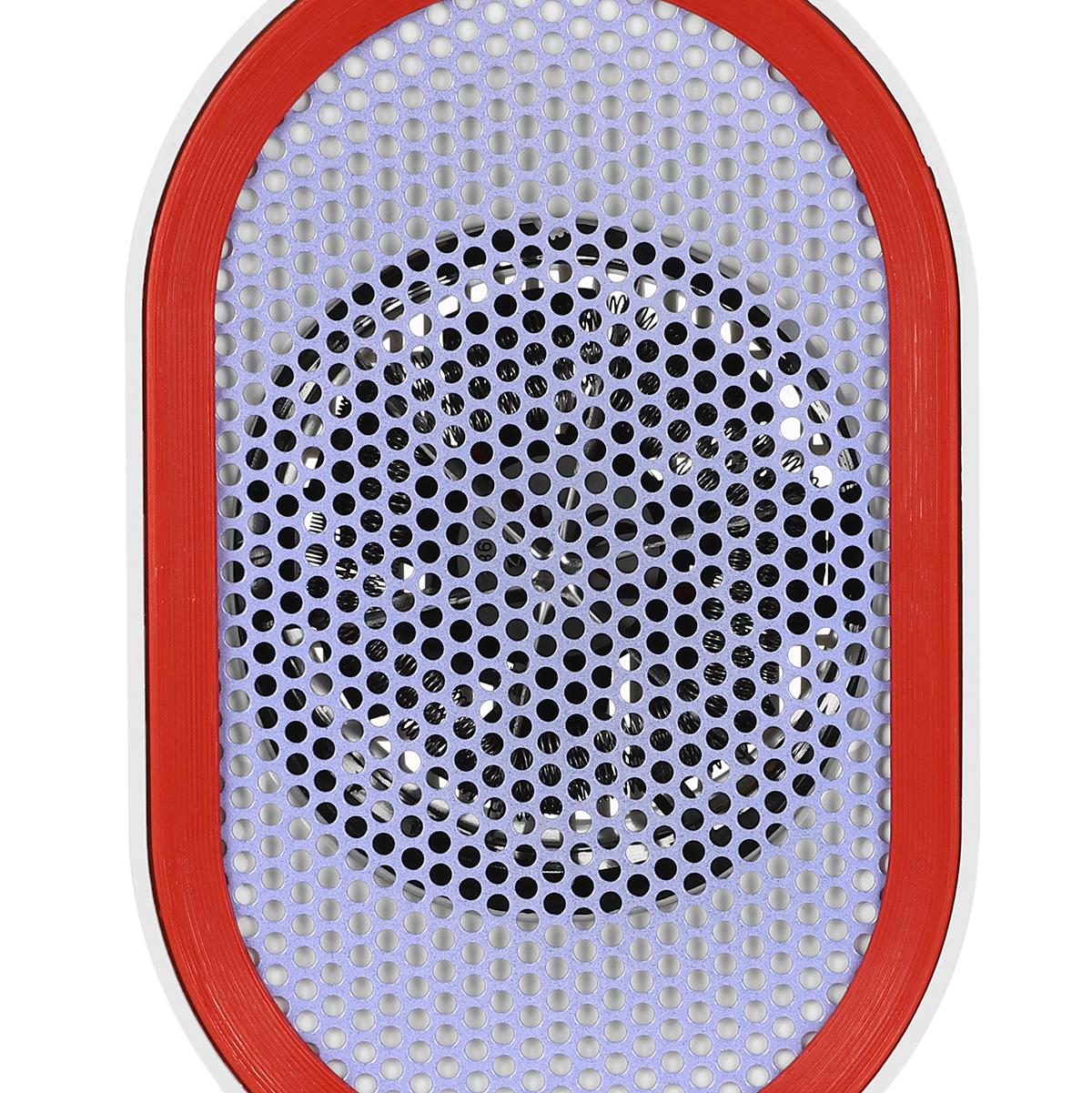 400W Mini Electric Heater Fan Air Heating Fan Winter Warmer Desktop Home Office