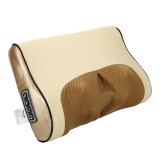 Electric Massage Pillow Infrared Heating Neck Shoulder Back Body Massager Device