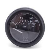 VDO Oil Pressure Meter Diesel Engine Meter Oil Pressure Gauge 12V24V Optional