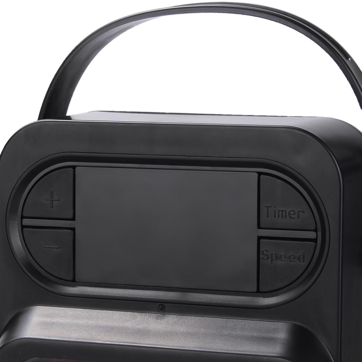220V 900W Mini Portable Electric Heater Fan Hot Fan Home Garages Office Winter Warmer