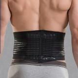 Sports Belt Men's Waist Protection Breathable Waist Bandages Fitness Belt for Men and Women Summer Thin Practice