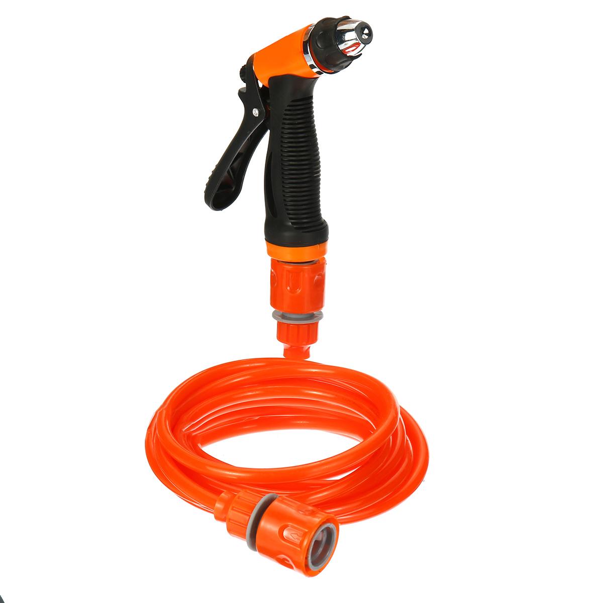 100W 5.5L High Pressure Self-Priming Electric Car Wash Pump Power Tool 12v Portable Washing Machine Water Pump Set