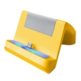 Portable Triangle Type-C Charging Holder Stand Charger Station Dock for Nintendo Switch Lite Game Console