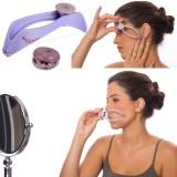 Body Facial Hair Removal for Women Epilator Cotton Thread Epilator Trimmer Hair Remover Hair Scissors