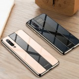 Bakeey Luxury Plating Anti-scratch Tempered Glass Protective Case for Xiaomi Mi 9 / Xiaomi Mi9 Transparent Edition