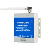 RTU5034 GSM Gate Opener Access Relay Switch Remote Control by Free Call Home Alarm System Security for Automatic Door Opener